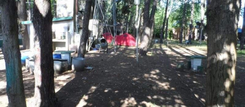 Camping Dimitri en San Bernardo Buenos Aires Argentina
