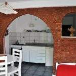 Cocina Aparthotel La Posada Del Mar San Bernardo Buenos Aires
