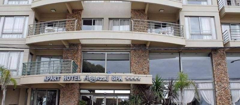 Aparthotel Aquazul en San Bernardo Buenos Aires Argentina