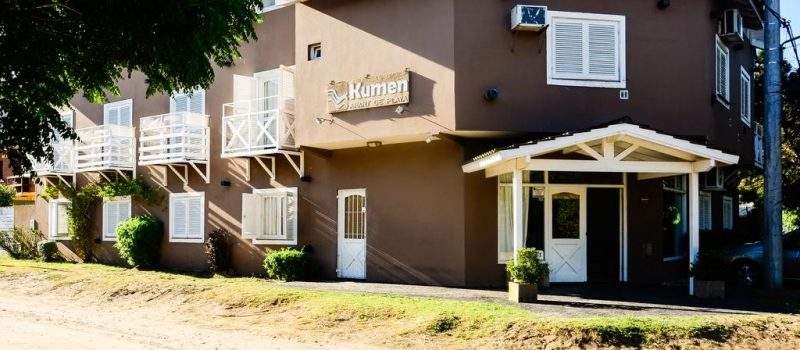 Aparthotel Complejo Kumen en San Bernardo Buenos Aires Argentina