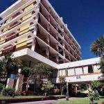 Frente Hotel Chiavari San Bernardo Buenos Aires