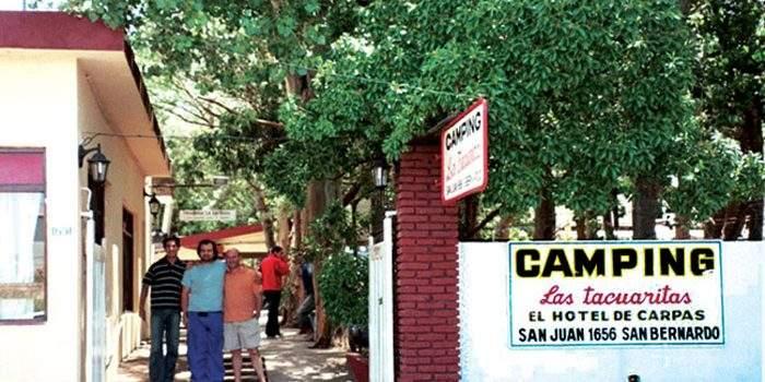 Camping Las Tacuaritas en San Bernardo Buenos Aires Argentina