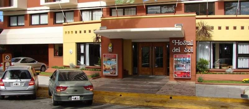 Hotel Hostal Del Sol en San Bernardo Buenos Aires Argentina